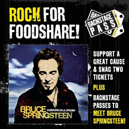 Rock The Food Share