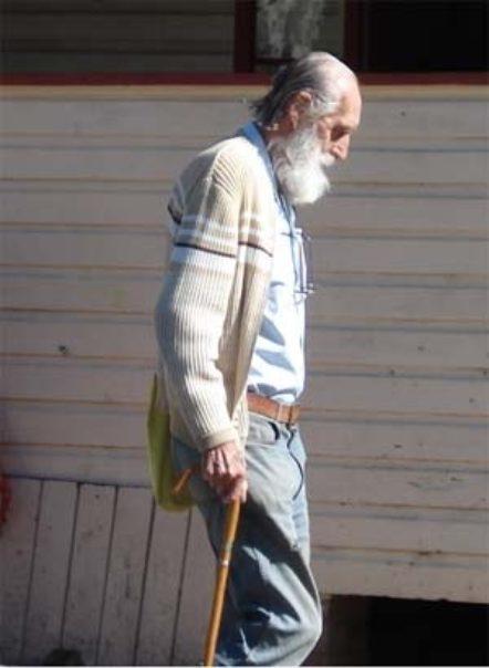 Old man Nick.